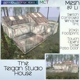 ~ASW~ The Teigan Studio House