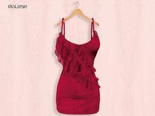 Jom Dress (W/HUD) Slink-Belleza-Maitreya-TPM-Tonic-eBody-Fitmesh .:Eclipse:.