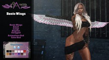 #Cranked# Bento Wings (wear me)