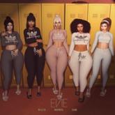 !C Evie Outfit  w.texture hud(BF-BV-BI-Maitreya-HG-PH)
