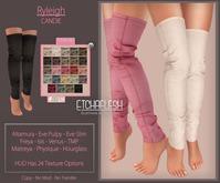 Etchaflesh] Ryleigh Leg Warmers - Candie *ALYAMURA*EVE*MAITREYA*SLINK 99L PROMO