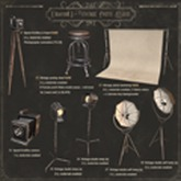.05 [ kunst ] - Vintage studio lamp (a)
