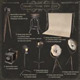 .08 [ kunst ] - Vintage studio soft lamp (b)