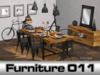 Dining Room Factory - PG - 72 animations