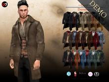 A&D Clothing - Coat -Donovan-  DEMOs