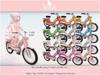 . BLUSH . Vintage Motorcycle- Motorbike - Mobylette 103 - Kid - 12 Colors