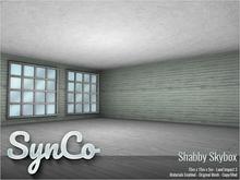 SynCo - Low Prim Shabby Skybox