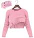 Thea  EXCLUSIVE Female Ruffle Top Mesh- MAITREYA LARA - Pink Color CB collection