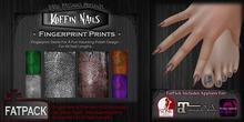 DP - Koffin Nails - FatPack - Fingerprint Prints