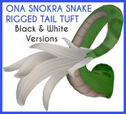 Snode - ONA Snokra Snake Tail Tuft