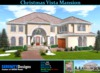 Christmas Vista Mansion