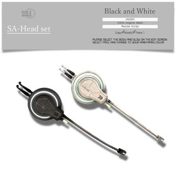:::SOLE::: SA - Headset [BOXED]