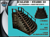 Icaland - Stairs Model 10