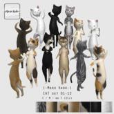 {-Maru Kado-} Cat set (01-12)