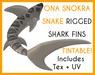 Snode - ONA Snokra Shark Tail