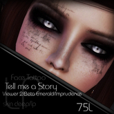 :Little Pricks: Tell me a Story  Face Tattoo