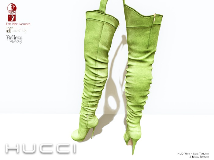 ::HH:: Hucci Oppin Boot - WinterLime