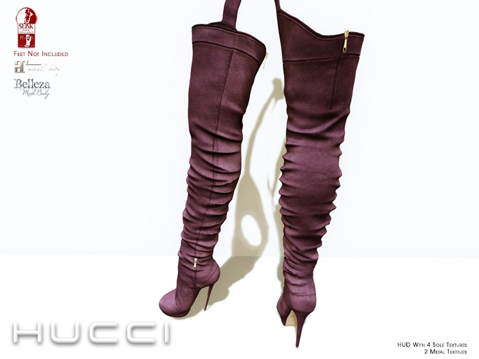 ::HH:: Hucci Oppin Boot - TawnyPort