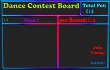 BOX - Dance Contest Board (V1.67) DEMO