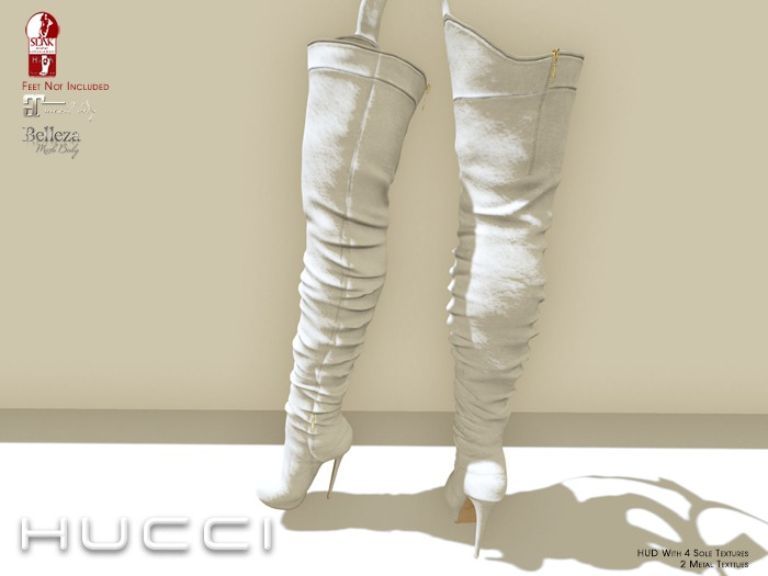::HH:: Hucci Oppin Boot - Moonglow