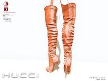 ::HH:: Hucci Rainelle Boot - Grenadine
