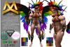 <MK> Valentine Outfit - Carnaval - Samba - Brazil - Gay Pride