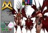 <MK> Papillon Outfit - Carnaval - Samba - Brazil - Gay Pride