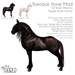 Teegle Baroque Horse - Full Body Mod for Teegle Horse Avatar