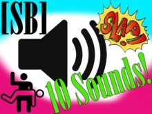 [SB] 10 Slaps/Spanks Sound Pack