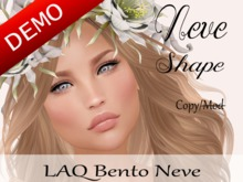 "Neve Shape ""LAQ Bento Neve Head"" Demo"