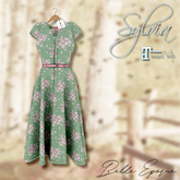 Belle Epoque { Sylvia } Green (Box)