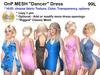 OnP Mesh Dancer Dress