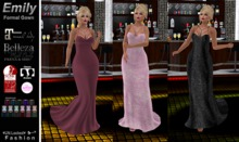 ♥UN:Locked♥ Fashion Emily Formal Evening Gown