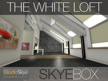 The White Loft : SkyBox Interior Space