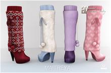 Bowtique - Winter Warmer Boots (Maitreya)