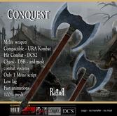 ..::Razor::.>>  Conquest <<(BOXED)