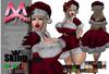 <MK.fem> Santa's Lady Outfit - SKING - BRAZILIA DOLL - KATENA - BIMBO - Christmas