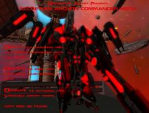 Accretian Archon Commander Mech