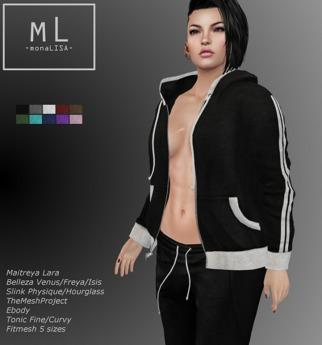 -mL- Ryleigh Sport Outfit (Maitreya/Belleza/Slink/TMP/Tonic/Eb)