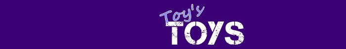 Toy's toys marketplace store banner