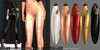 {Indyra} Aziza Mesh Leggings Fatpack - Maitreya, Belleza, Slink, TMP, Fitted Mesh, Classic Avatars & Standard Sizes