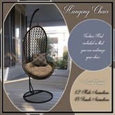 Careless Hanging Chair with Texture HUD