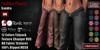 Gas  ladies pants sandra   12 colors whud fatpack  ad