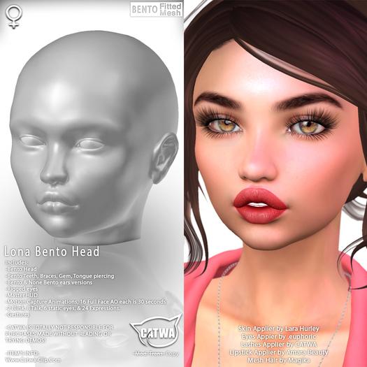CATWA HEAD Lona [DEMO]
