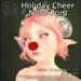 Holiday cheer nose pom