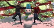 Pose - Snowman [UNPACK]