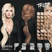 TRUTH Farryn (Fitted Mesh Hair) - Blonde