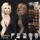 TRUTH Farryn (Fitted Mesh Hair) - Brunette