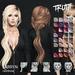 TRUTH Farryn (Fitted Mesh Hair) - Rainbow