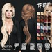 TRUTH Farryn (Fitted Mesh Hair) - Selection
